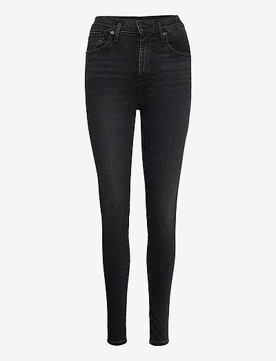 MILE HIGH SUPER SKINNY BLACK G - skinny jeans - blacks