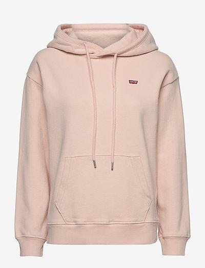 STANDARD HOODIE SEPIA ROSE - sweatshirts en hoodies - neutrals