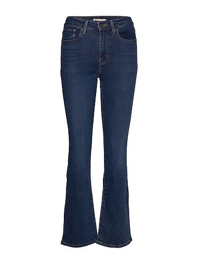 725 High Rise Bootcut Bogota T Jeans Mit Schlag Blau LEVI'S WOMEN