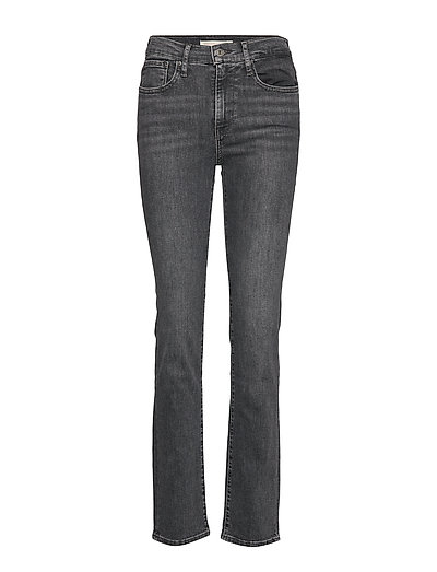 724 High Rise Straight End Of Straight Jeans Hose Mit Geradem Bein Blau LEVI'S WOMEN