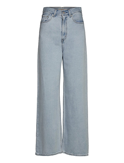 High Loose Loosey Goosey Jeans Mit Weitem Bein Loose Fit Blau LEVI'S WOMEN