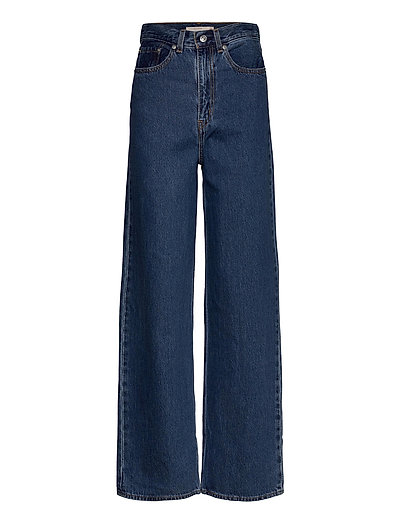 High Loose Lazy Sunday Jeans Mit Weitem Bein Loose Fit Blau LEVI'S WOMEN