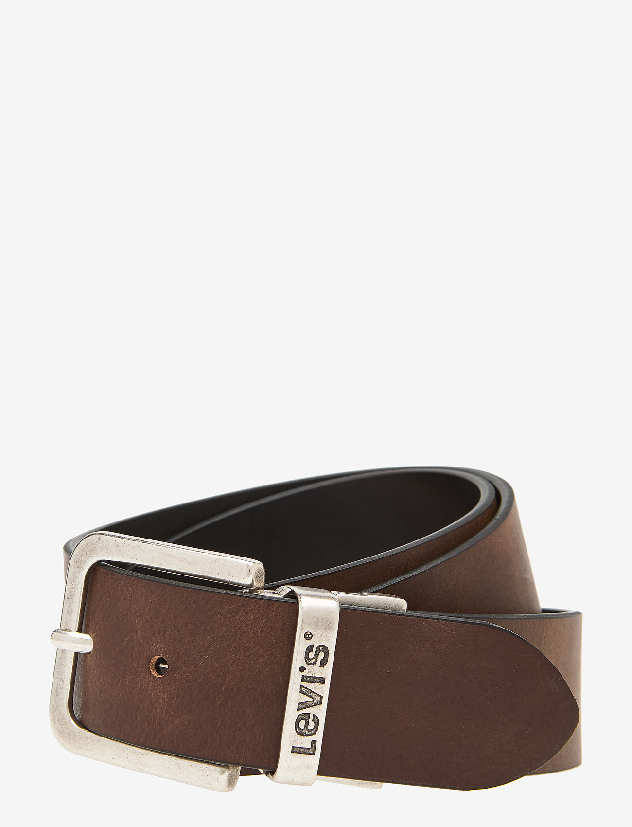 Levi's Footwear & Acc - REVERSIBLE CORE - belts - brown - 0