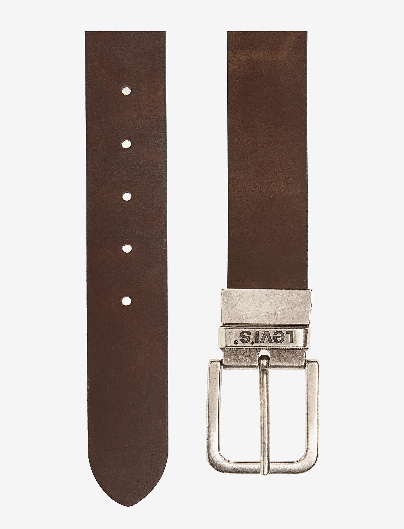 Levi's Footwear & Acc - REVERSIBLE CORE - ceintures classiques - brown - 1