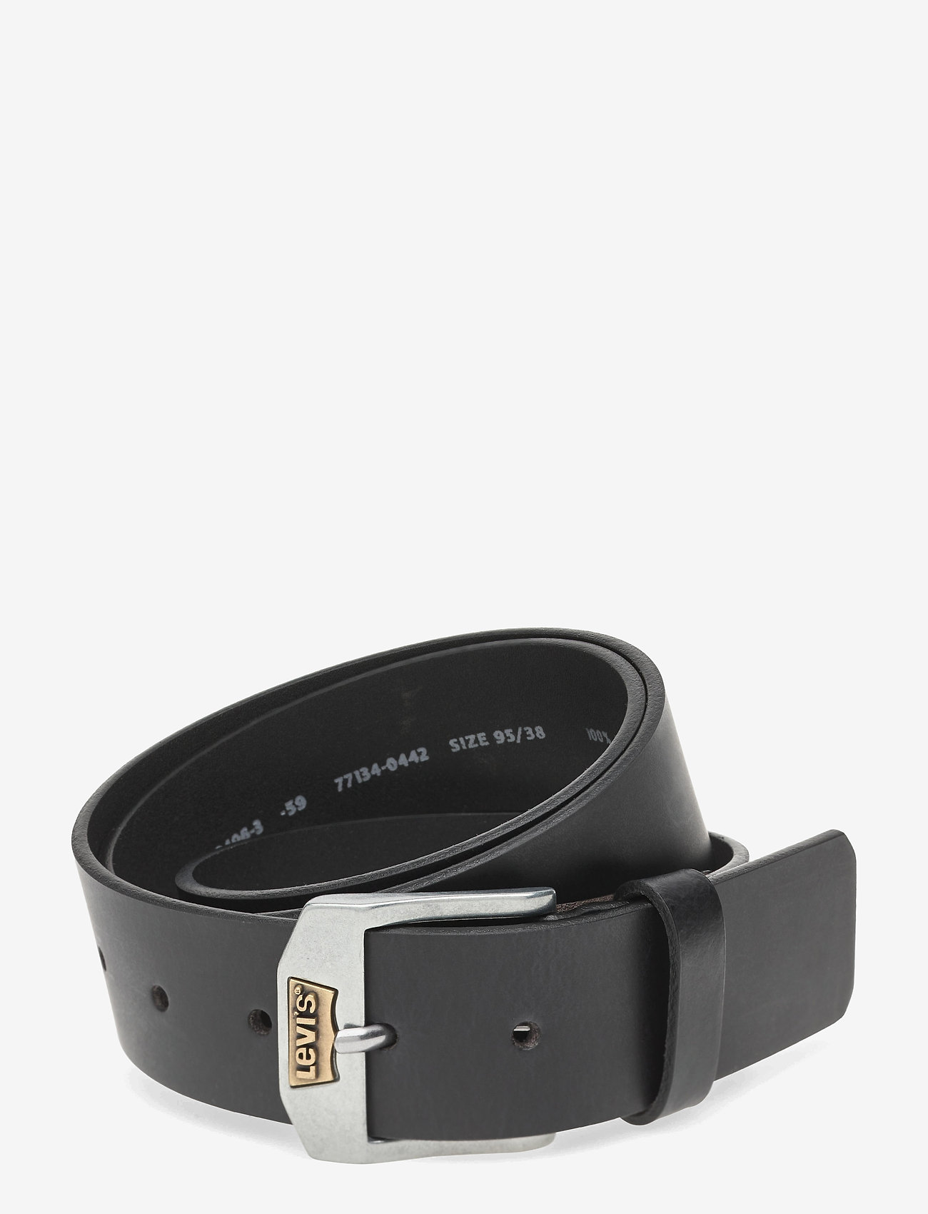 Levi's Footwear & Acc - NEW LEGEND - belts - regular black - 0