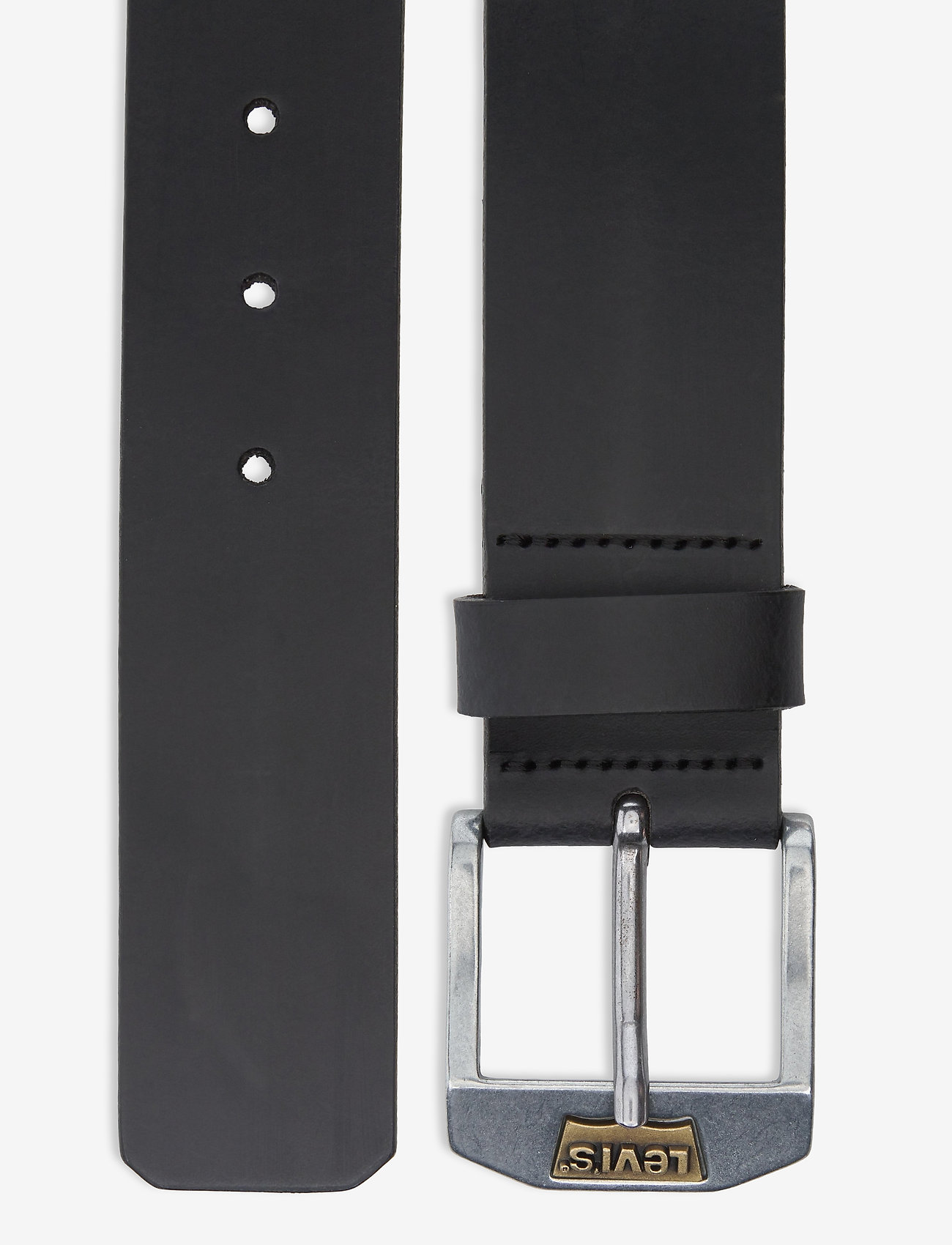 Levi's Footwear & Acc - NEW LEGEND - belts - regular black - 1