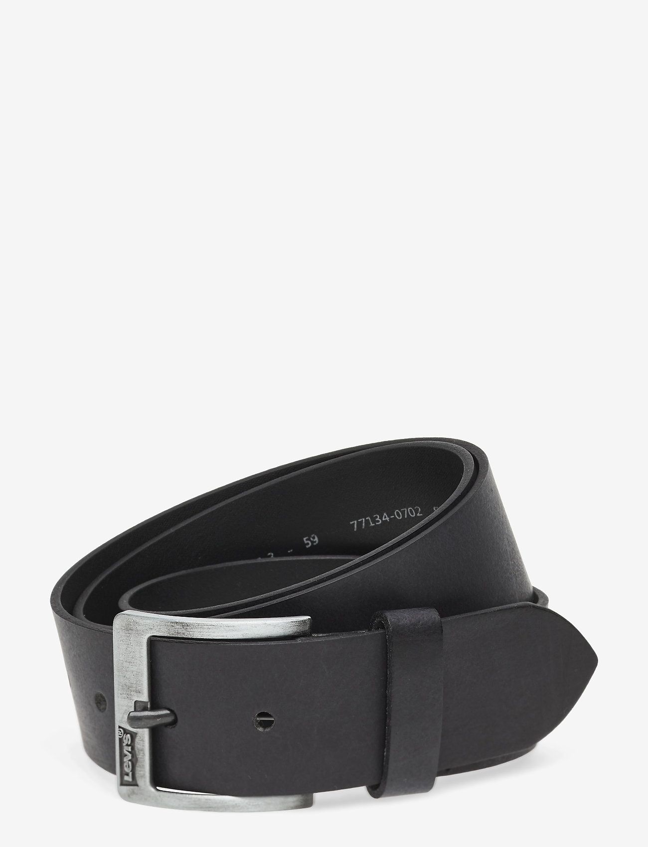 Levi's Footwear & Acc - CLOVERDALE - belts - regular black - 0
