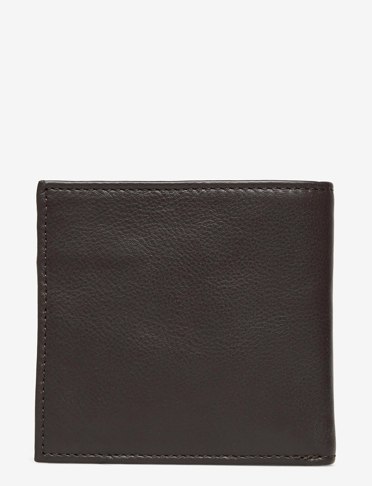Levi's Footwear & Acc - VINTAGE TWO HORSE BIFOLD COIN WALLET - portefeuille classique - dark brown - 1