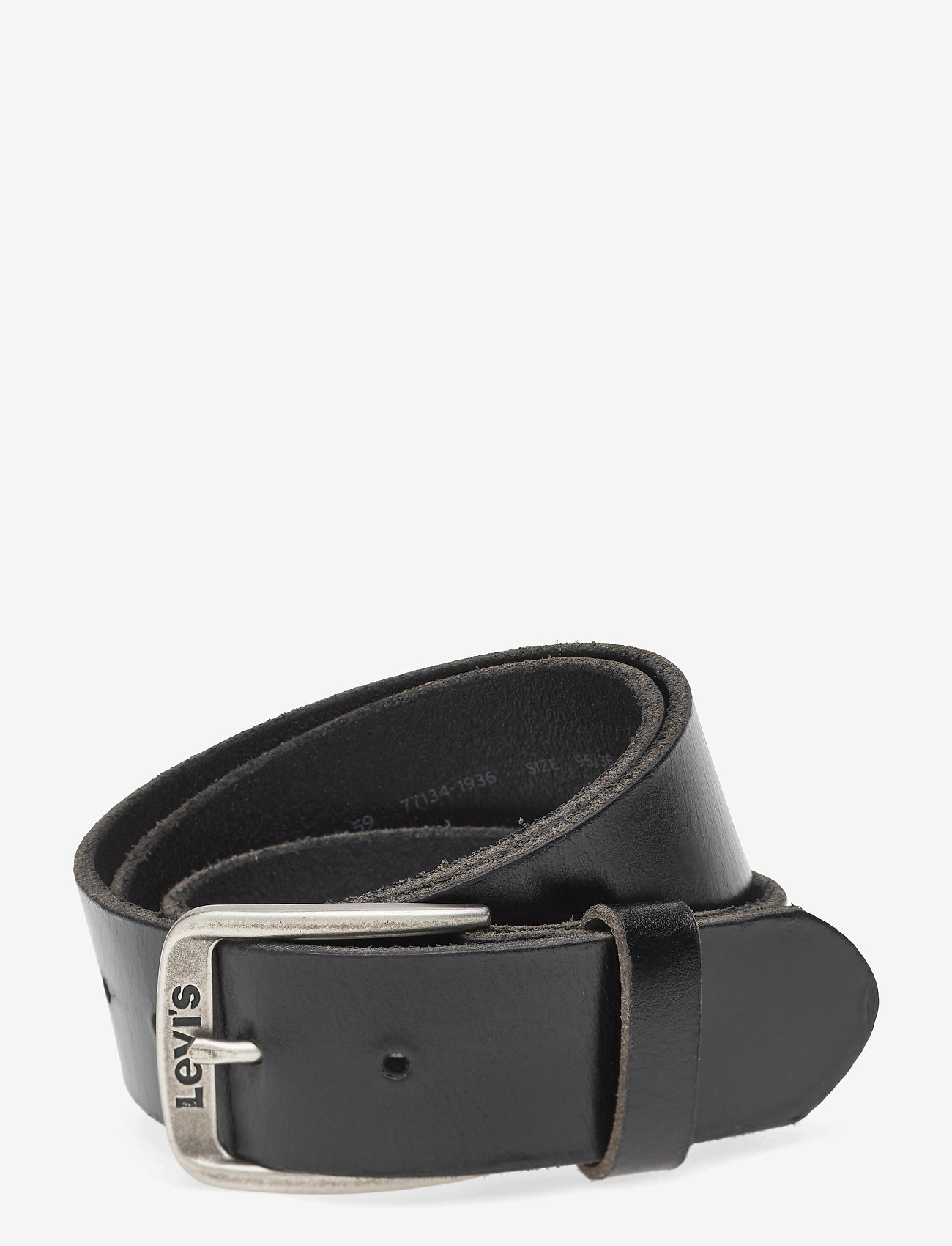 Levi's Footwear & Acc - ALTURAS - ceintures classiques - regular black - 0