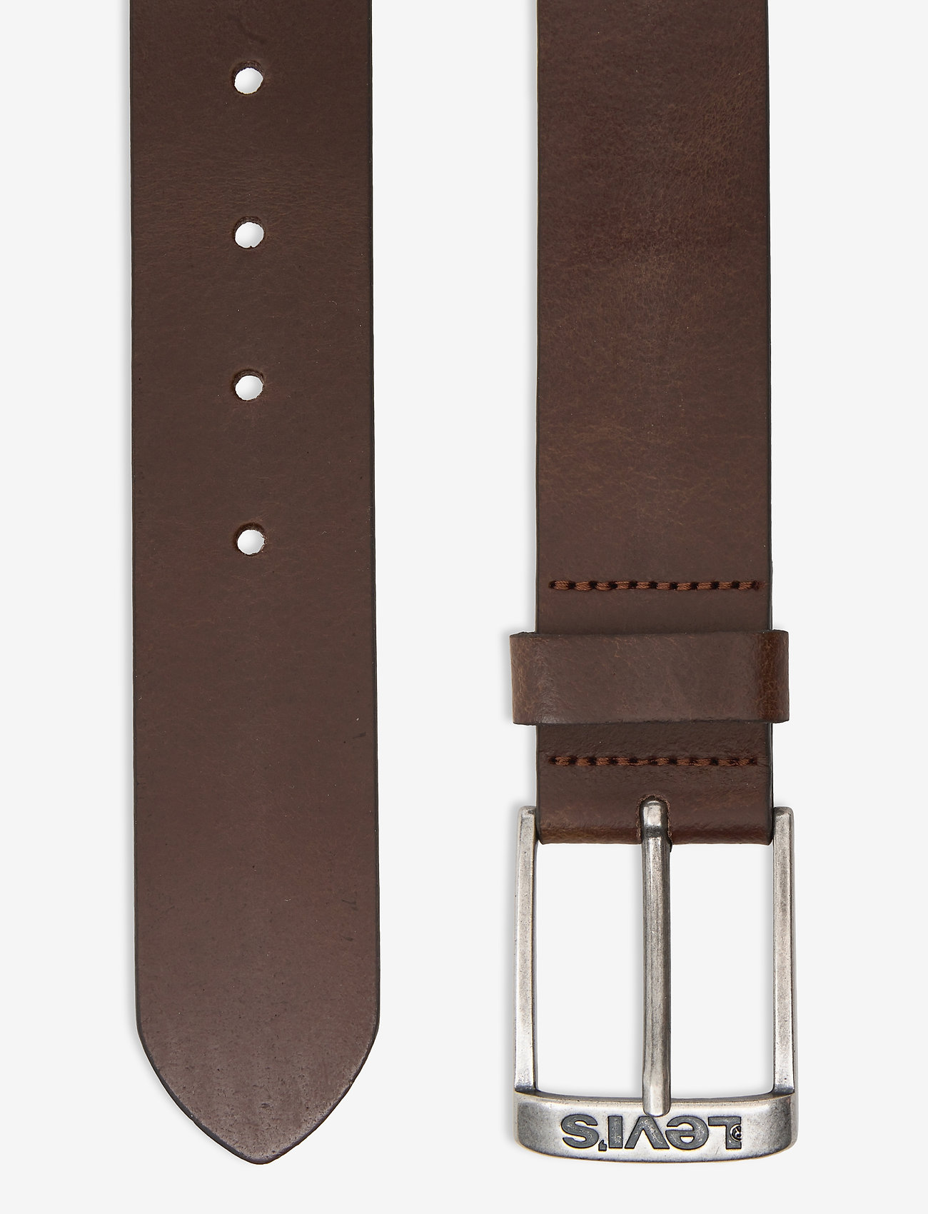 Levi's Footwear & Acc - NEW DUNCAN - ceintures classiques - dark brown - 1