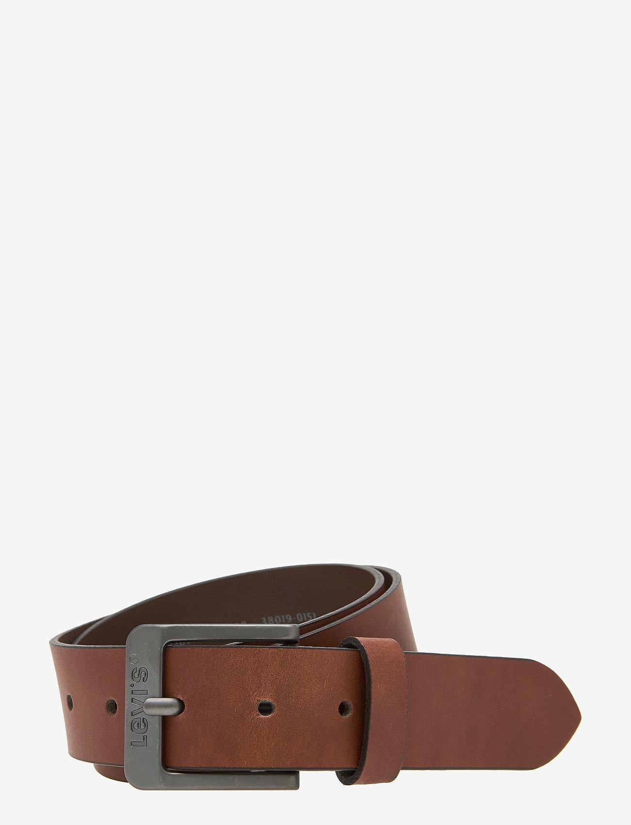 Levi's Footwear & Acc - FREE METAL - riemen - brown - 0