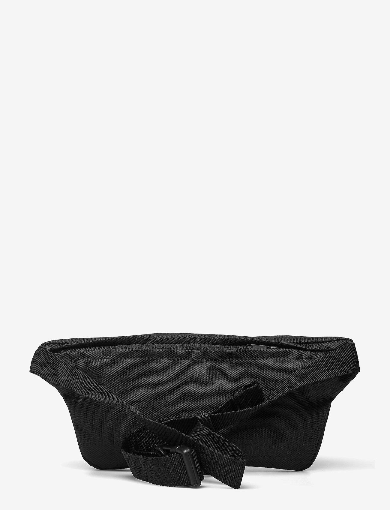 Levi's Footwear & Acc - Small Banana Sling - Wordmark - magväskor - regular black - 1