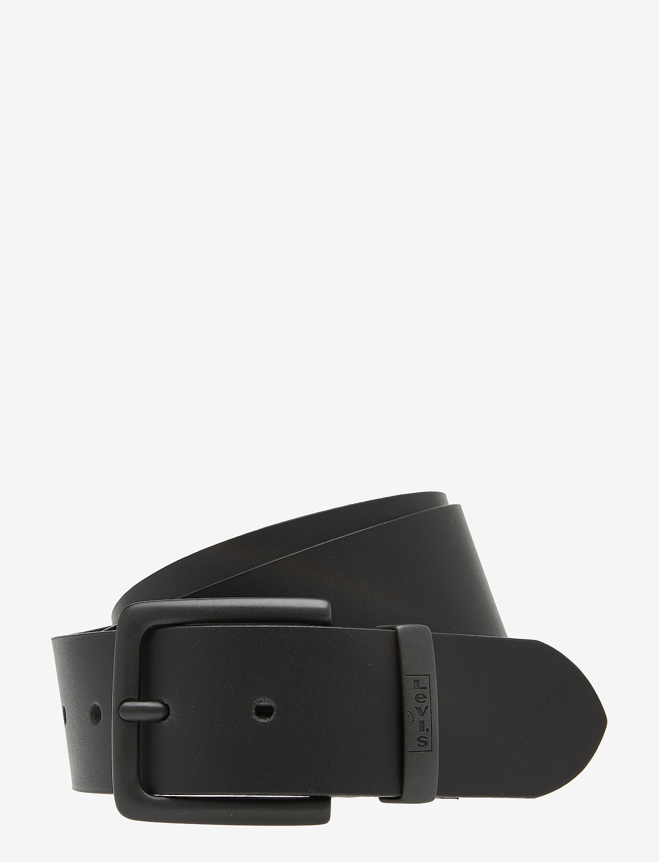 Levi's Footwear & Acc - NEW ALBERT METAL - belts - regular black - 0