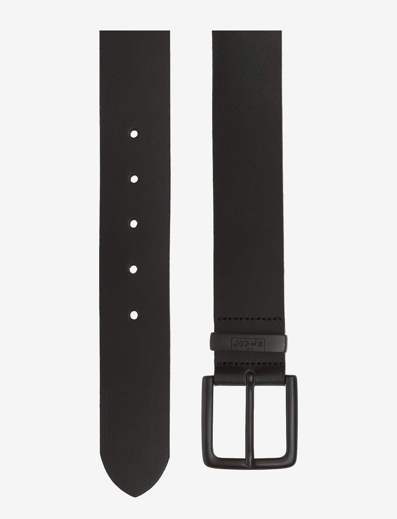 Levi's Footwear & Acc - NEW ALBERT METAL - belts - regular black - 1