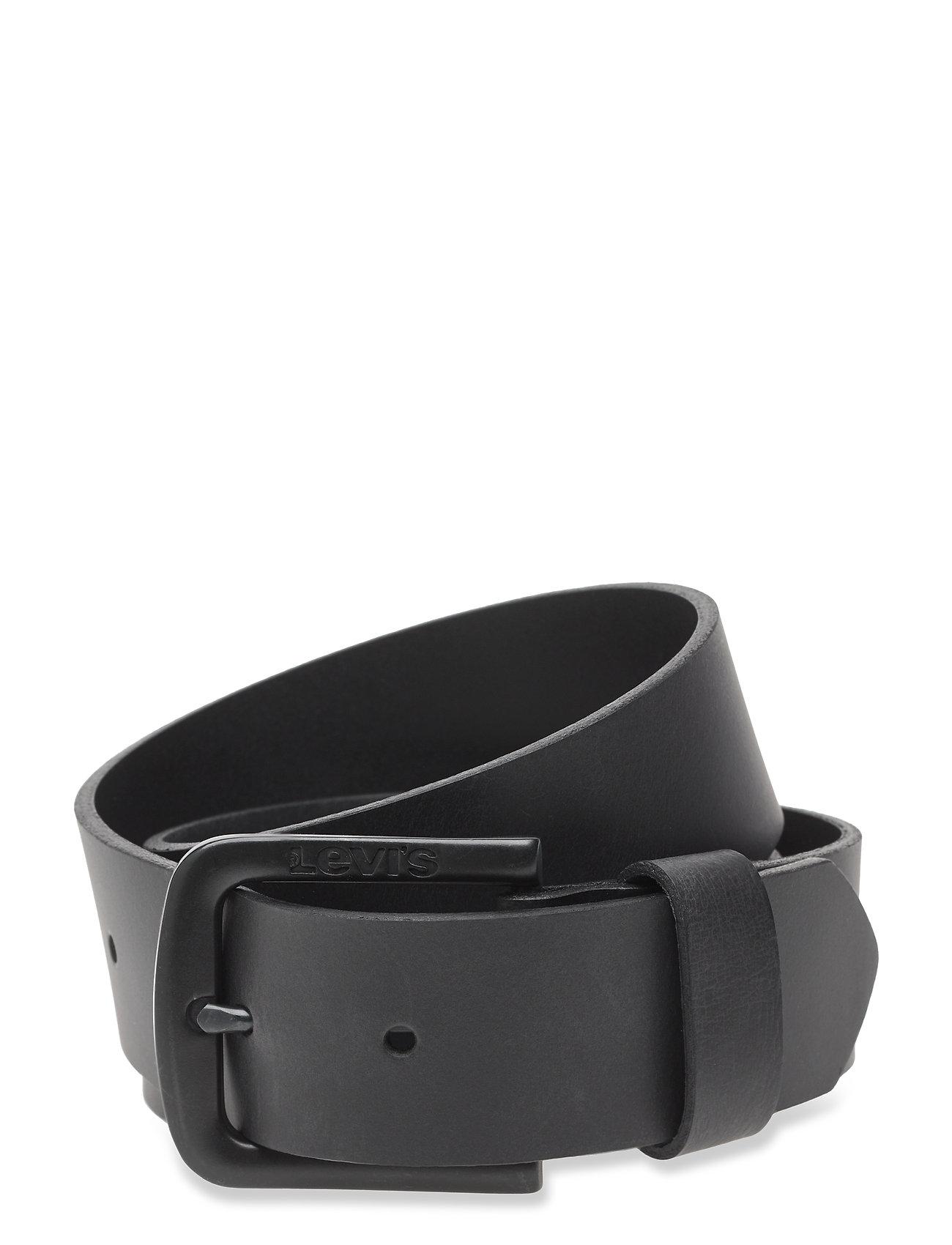 Levi's Footwear & Acc - SEINE METAL - ceintures classiques - regular black - 0