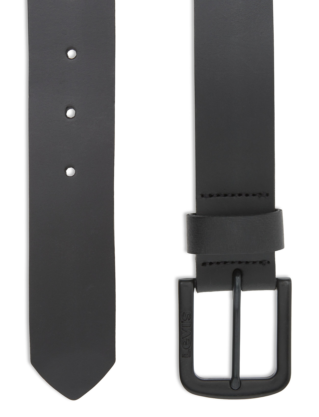Levi's Footwear & Acc - SEINE METAL - ceintures classiques - regular black - 1