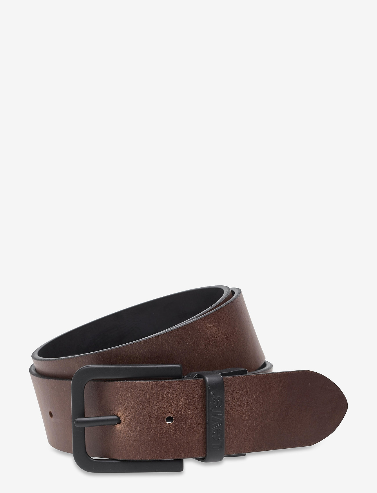 Levi's Footwear & Acc - Reversible Core Metal Belt - skärp - regular black - 1