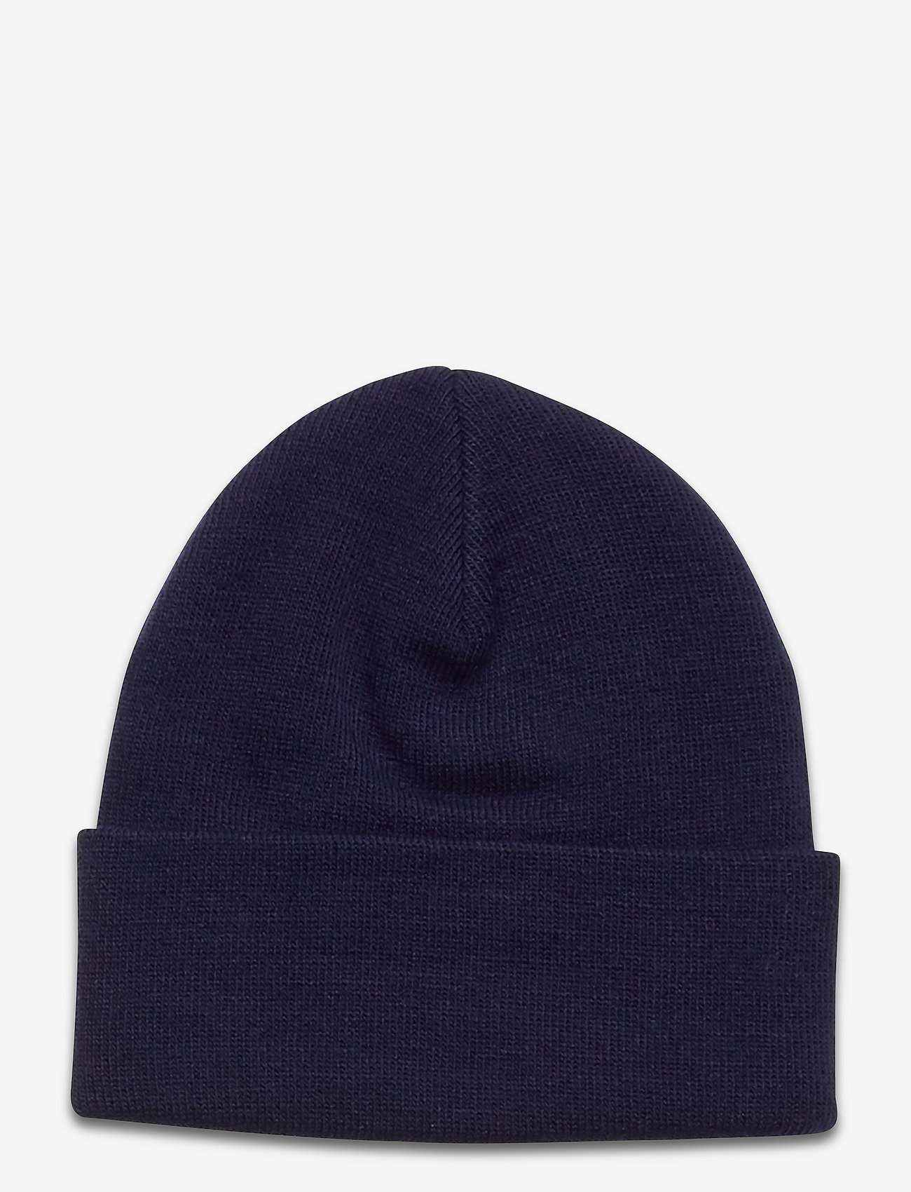 Levi's Footwear & Acc - SMALLER SERIF LOGO BEANIE - bonnet - navy blue - 1