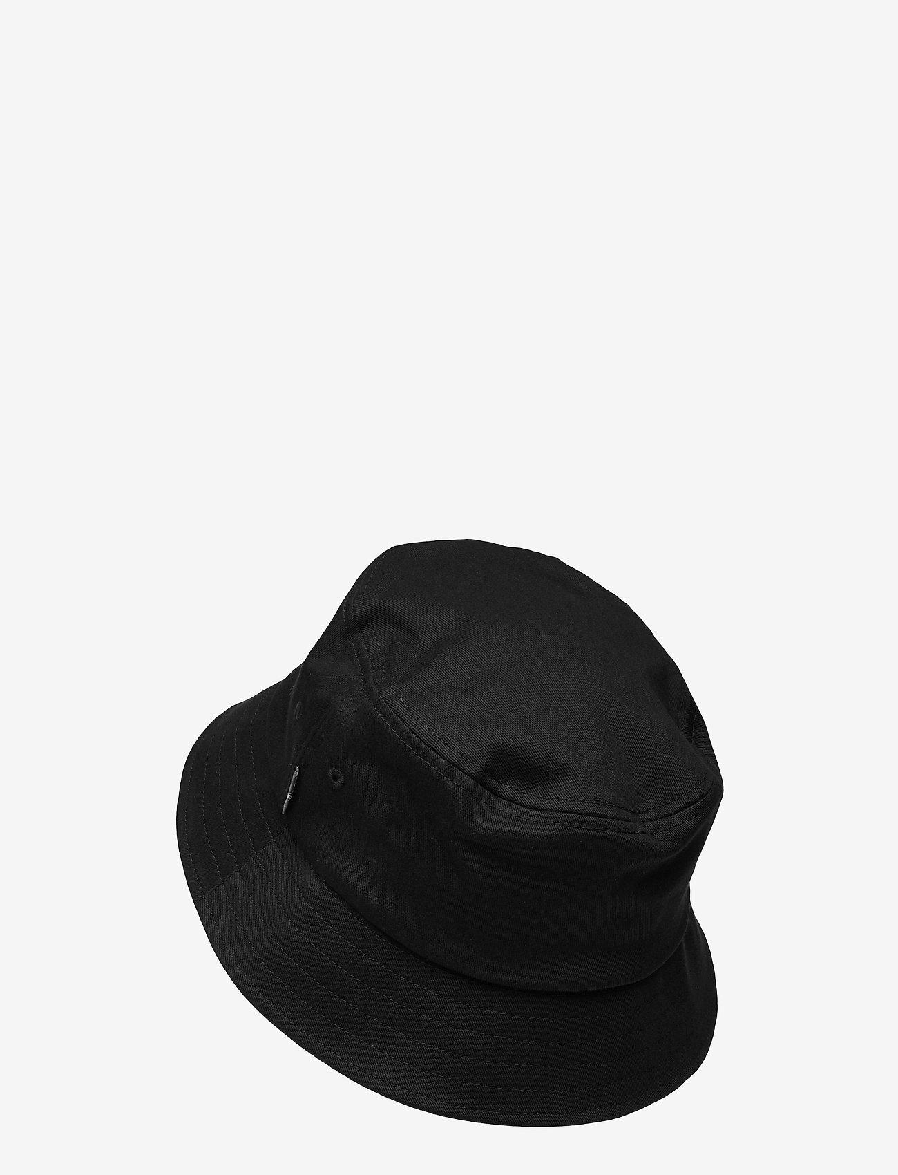 Levi's Footwear & Acc - BUCKET HAT - VINTAGE MODERN LOGO - bucket hats - regular black - 1