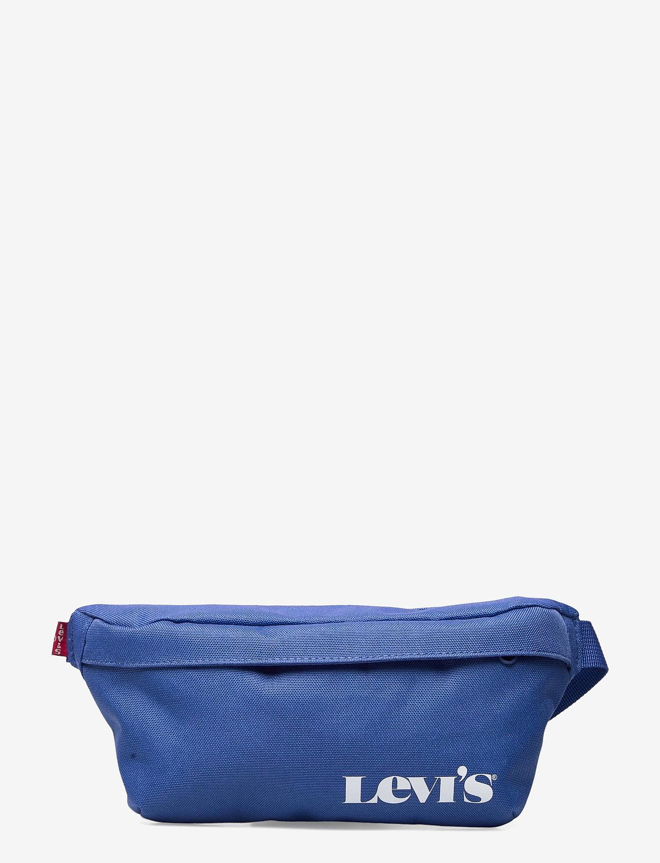 Levi's Footwear & Acc - Small Banana Sling - Vintage Modern Logo - sacs banane - jeans blue - 0