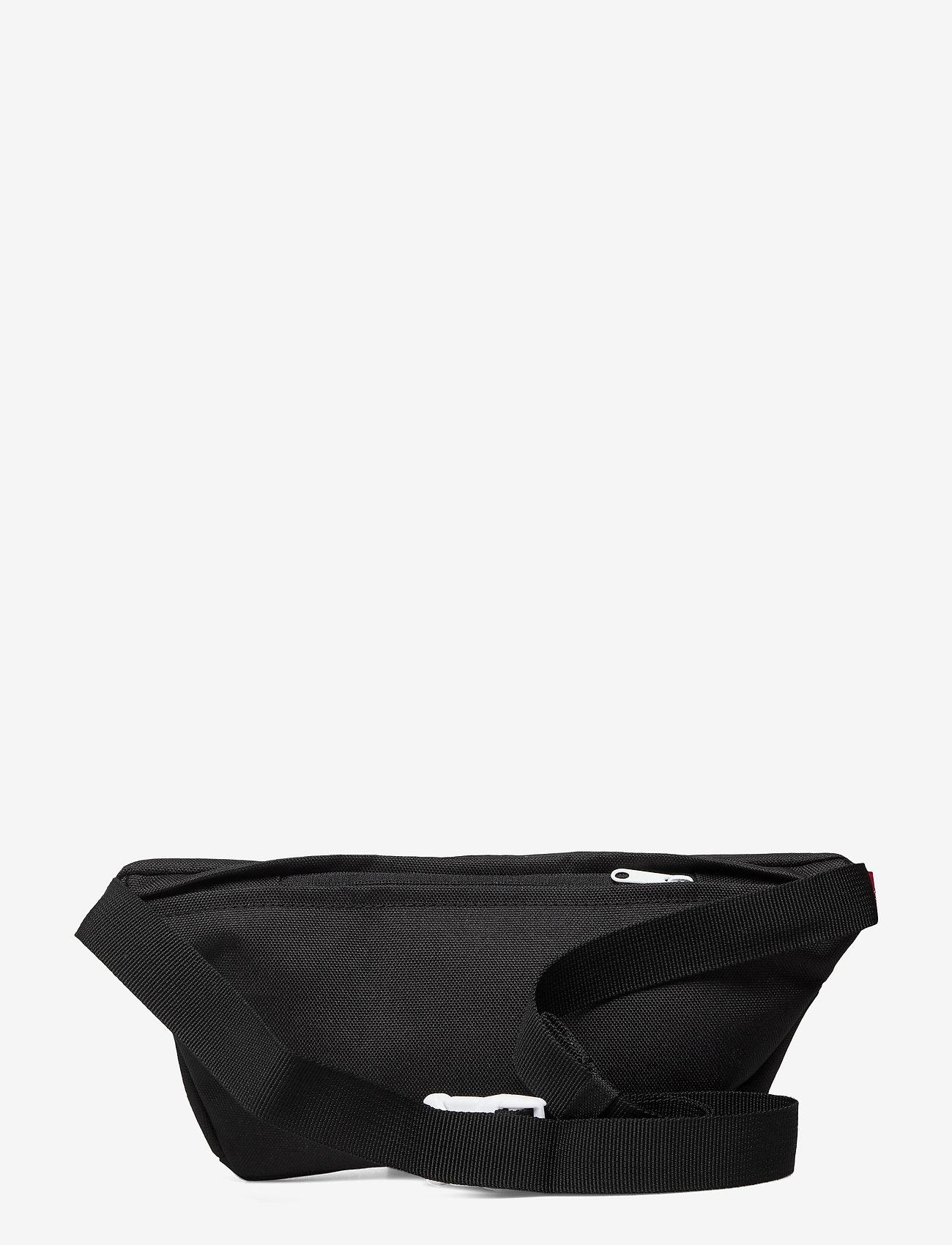 Levi's Footwear & Acc - Small Banana Sling - Vintage Modern Logo - magväskor - regular black - 1