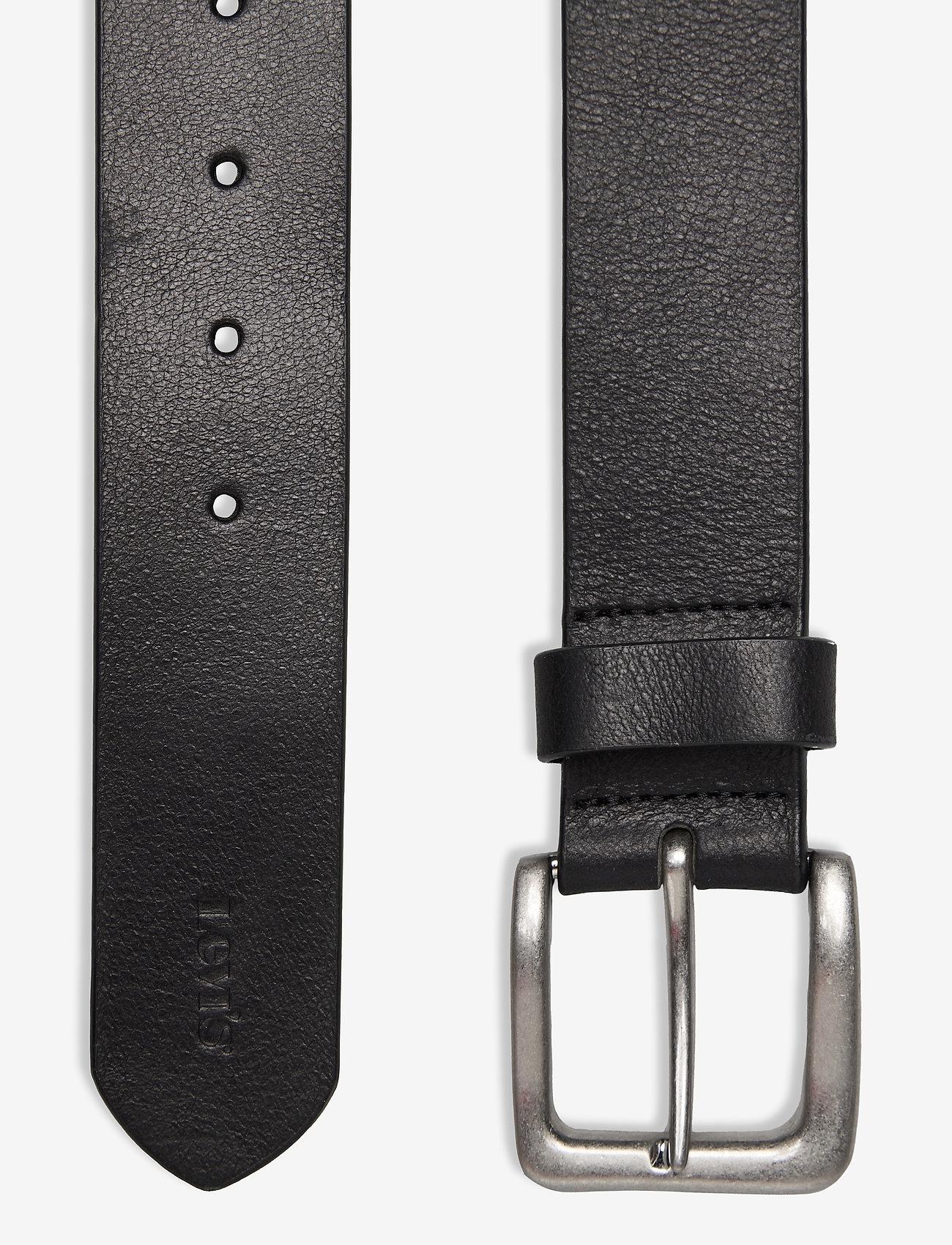 Levi's Footwear & Acc - Modern Vintage Keeper Belt - skärp - regular black - 1
