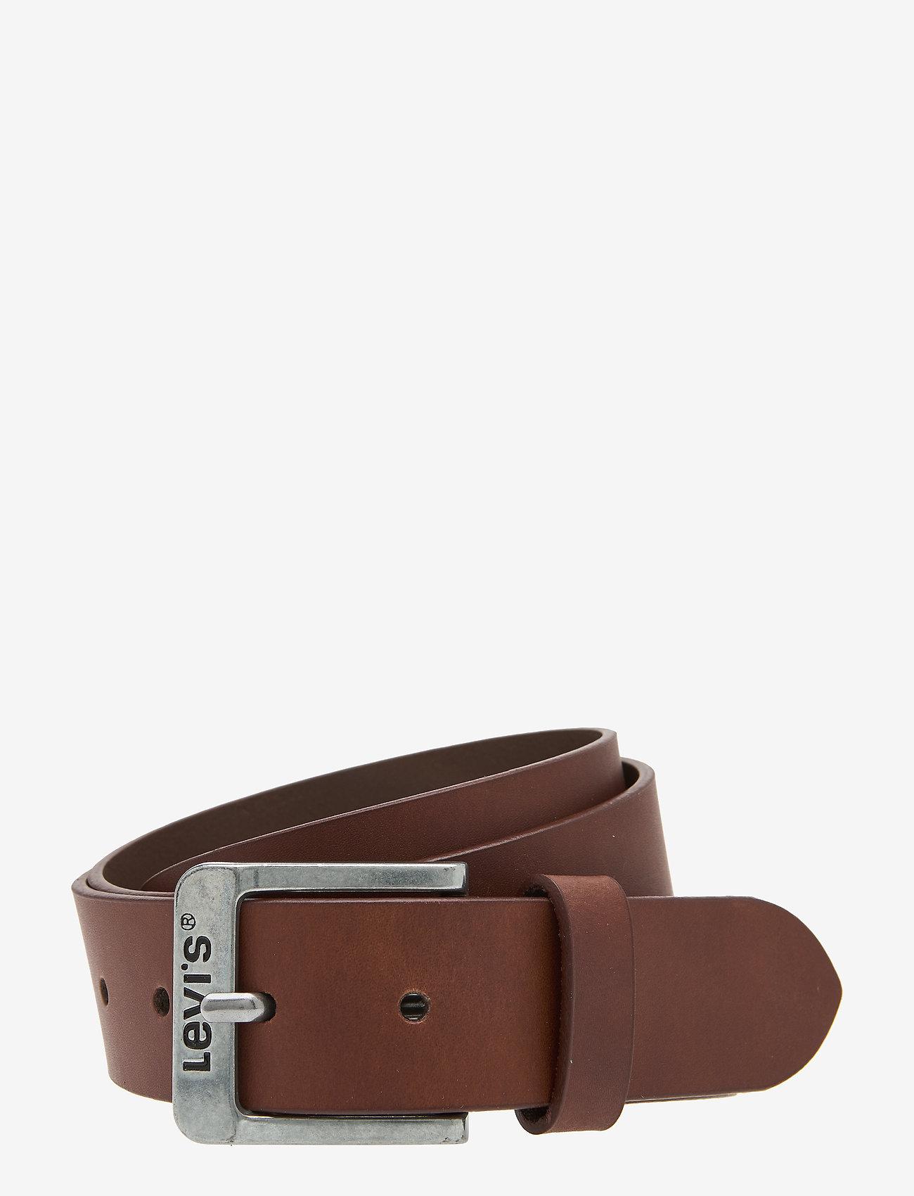Levi's Footwear & Acc - FREE - bälten - brown - 0