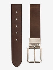 Levi's Footwear & Acc - REVERSIBLE CORE - belts - brown - 1