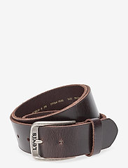 Levi's Footwear & Acc - ALTURAS - belts - dark brown - 0