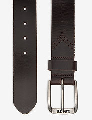 Levi's Footwear & Acc - ALTURAS - belts - dark brown - 1