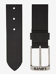 Levi's Footwear & Acc - NEW DUNCAN - skärp - regular black - 1