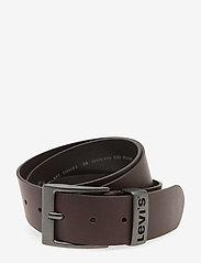 Levi's Footwear & Acc - ASHLAND METAL - ceintures classiques - brown - 0