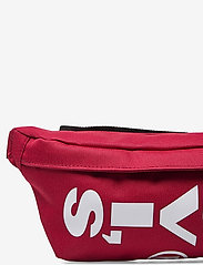 Levi's Footwear & Acc - Small Banana Sling - Wordmark - sacs banane - brilliant red - 3