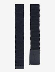 Levi's Footwear & Acc - TONAL WEB BELT - bælter - navy blue - 1