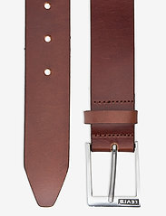 Levi's Footwear & Acc - Box Tab Belt - skärp - brown - 1