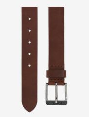 Levi's Footwear & Acc - FREE - bälten - brown - 1