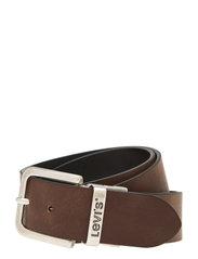 Levi's Footwear & Acc - REVERSIBLE CORE - ceintures classiques - brown - 0