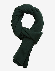 LIMIT SCARF - DARK GREEN