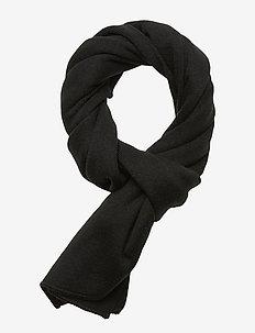LIMIT SCARF - REGULAR BLACK