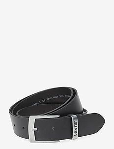 HEBRON - belts - regular black
