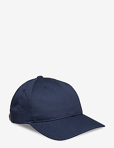 CLASSIC TWILL RED TAB BASEBALL CAP - casquettes - navy blue