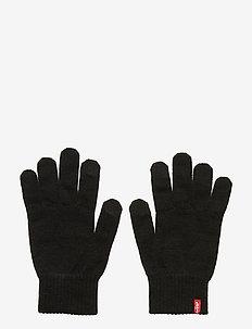 BEN TOUCH SCREEN GLOVES - REGULAR BLACK