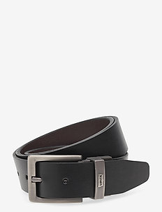 BIG BEND - belts - regular black