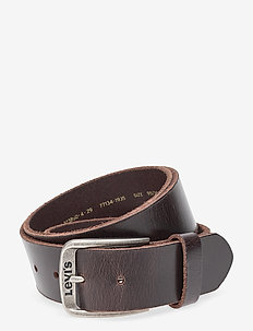 ALTURAS - belts - dark brown
