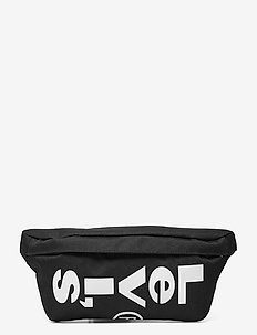 Small Banana Sling - Wordmark - nerki - regular black