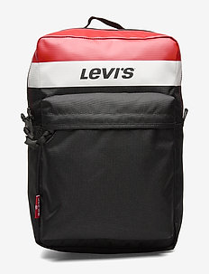 The Levi's® L Pack Standard Issue Colorblock - BRILLIANT RED
