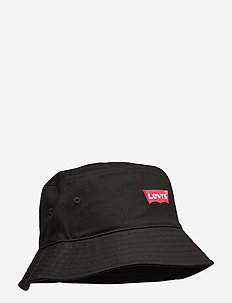 Batwing Bucket Hat - REGULAR BLACK