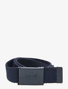 TONAL WEB BELT - klassiske belter - navy blue