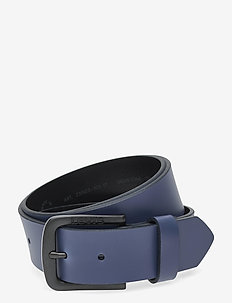 SEINE METAL - belts - navy blue