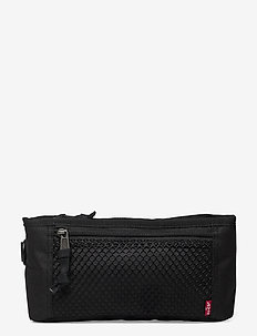 Multi Pocket Banana Sling OV - necessärer - regular black